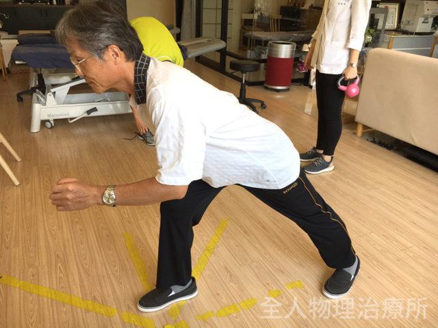 坐骨神經痛物理治療案例分享-運動訓練治療-全人物理治療所